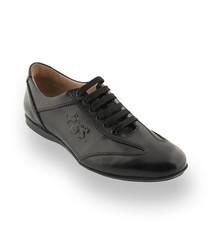 Galizio Torresi Herrenschuhe Sneaker in schwarz